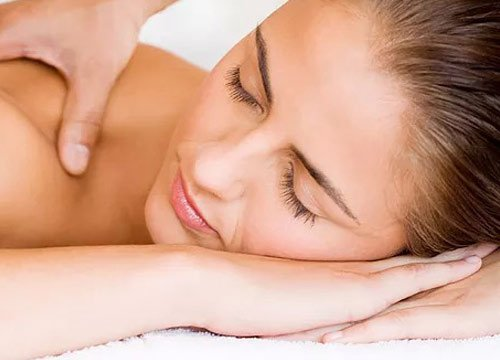 <p>Immune boosting Hot Stone Back Massage with mini facial<br />